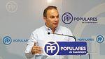 """PP pide a Rojo que adecúe las ordenanzas fiscales a la situación """"real"""" de las familias y empresas"""