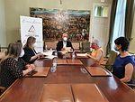 La Diputación ayuda a Cruz Roja y Cáritas con 800.000 € a atender necesidades sociales en la provincia provocadas por el COVID