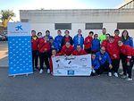C.D Adapei y C. D San Ginés de Asprona arrasan en el XXV Campeonato Regional de Natación celebrado en Guadalajara del 22 al 24 de octubre