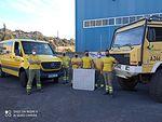 """CCOO destaca respaldo """"masivo"""" de bomberos forestales a huelga en Geacam y agradece su compromiso contra los incendios"""