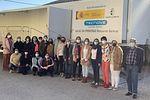 Un total de 15 mujeres inician en Cogolludo un curso de Atención Sociosanitaria a Personas Dependientes