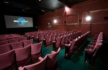 Sala de cine. Archivo.