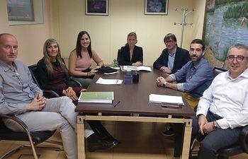 AGESAM se reúne con la directora general de Economía Circular para debatir sobre las oportunidades reales en el ámbito de la gestión de los residuos.