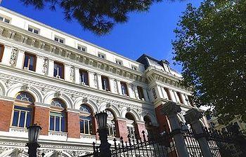 Sede del Ministerio de Agricultura, Alimentación y Medio Ambiente. (Foto de archivo)