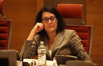 Anna Terrón. Foto: Ministerio de Trabajo e Inmigración