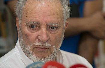 Julio Anguita, en una foto de archivo de Europa Press....Julio Anguita, en una foto de archivo de Europa Press. Foto: Europa Press 2020