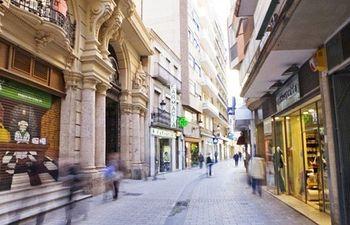 Comercio Albacete.