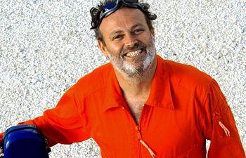 Pablo Carbonell, cantante, humorista y actor.