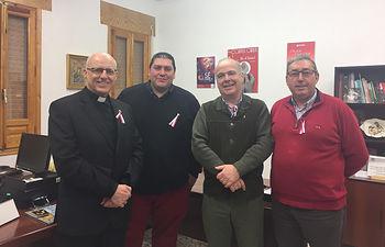 Renovación del equipo directivo de Cáritas Diocesana de Toledo.