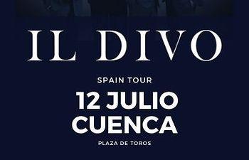 Il Divo en Cuenca.