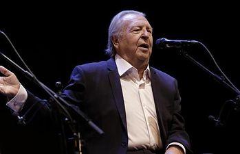Juan Peña 'El Lebrijano', cantaor.