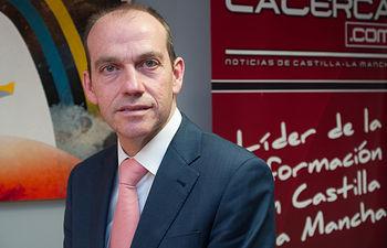 José Antonio Ballesteros, gerente del Instituto Técnico Agronómico Provincial (ITAP) de Albacete.