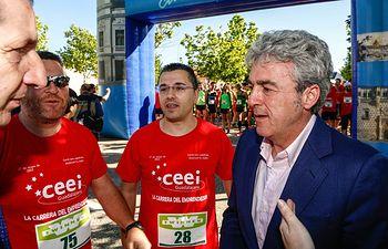 Leandro Esteban. Carrera del Emprendedor III. Foto: JCCM.