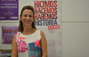 Gloria Lozoya.