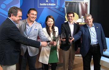 Presentación del Certamen de Calidad de los Vinos de Jumilla.