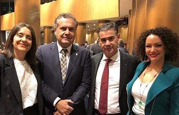 Parlamentarios PSOE AB.