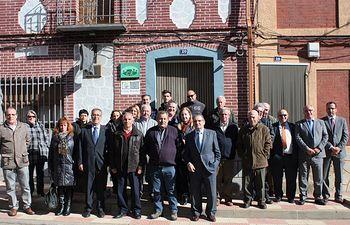 Gómez Mora ensalza el buen hacer de las cooperativas de Talavera y su comarca