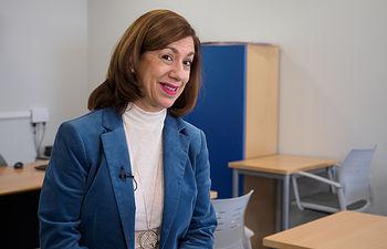 Cristina Gómez Palomo