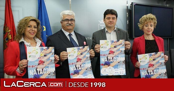 Albacete acoge la 22 edici n del campeonato de nataci n for Piscina santa teresa albacete