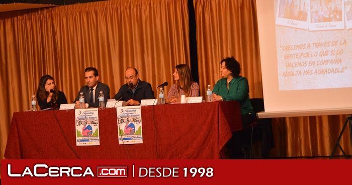 Más de 200 personas participan en Oropesa (Toledo) en el III Encuentro de Asociaciones de Mayores - La Cerca