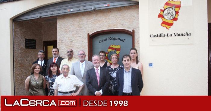 Maza espiga de oro de la casa regional de castilla la for Canal castilla la mancha