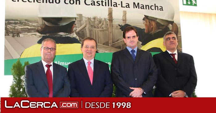 El gobierno regional destaca la competitividad la for Canal castilla la mancha