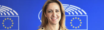 Cristina Maestre, eurodiputada socialista. Foto: © European Union 2019 - Source : EP