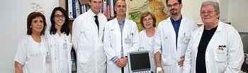La consulta monográfica de PAAF Ecoguiada del Hospital deTalavera aumenta la eficiencia diagnóstica en el nódulo tiroideo. Foto: JCCM.