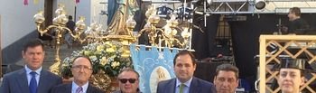 Fiestas en Paterna del Madera.