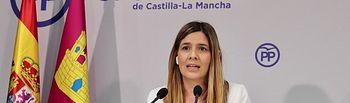 Carolina Agudo, seretaria general del PP de Castilla-La Mancha.