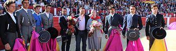 Festival Taurino a beneficio del 'Cotolengo'