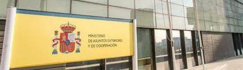 Sede Ministerio de Asuntos Exteriores y de Cooperación (Foto:Ministerio)