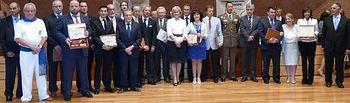 La Federación Española de Donantes ha homenajeado a Grandes Donantes y a Entidades y Personalidades.