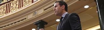 El secretario general del PP, Teodoro García Egea. Foto: Europa Press.