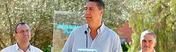 Xavier Garcia Albiol visita Mataró