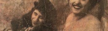 Collage del pintor albaceteño Ricardo Avendaño. Título: Señoritas del Alto de la Villa. Picasso.