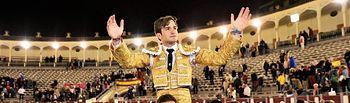 José Fernando Molina - Novillada 12-09-19  Feria Albacete - Foto Javier Guijarro.