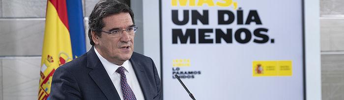 El ministro de Seguridad Social, Inclusión y Migraciones, José Luis Escrivá. Pool Moncloa/Borja Puig de la Bellacasa