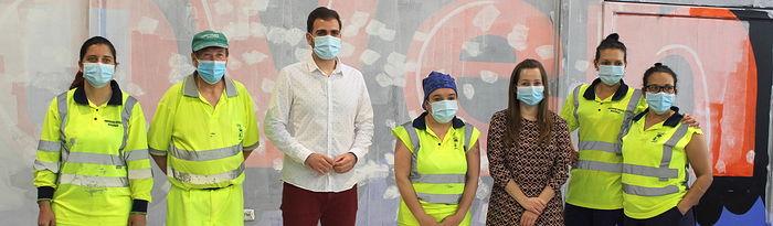 Mejoras y mantenimiento en el Centro Joven y en los centros escolares de Almansa. Foto: Picasa