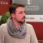 Carlos González Beltrán, miembro de la Red Feminista de Albacete