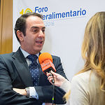 Víctor Yuste Jordán, director general del Foro Interalimentario