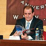 Francisco Pardo, presidente de las Cortes Regionales, quiso acompañar a la familia de La Cerca con motivo de su X Aniversario y de la entrega de la VI edición de los Premios Solidarios.