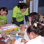Cruz Roja Juventud atiende a la población infantil y juvenil más vulnerable.