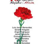 Cartel homenaje a los Abogados Laboralistas asesinados.