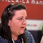 Verónica García Gómez, presidenta de la Red Feminista de Albacete.