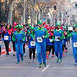 Carrera de San Silvestre en Albacete
