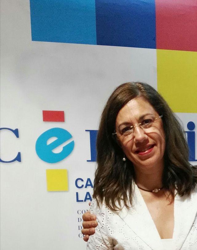 Cristina Gómez Palomo, actual presidenta de CERMI CLM. Archivo.