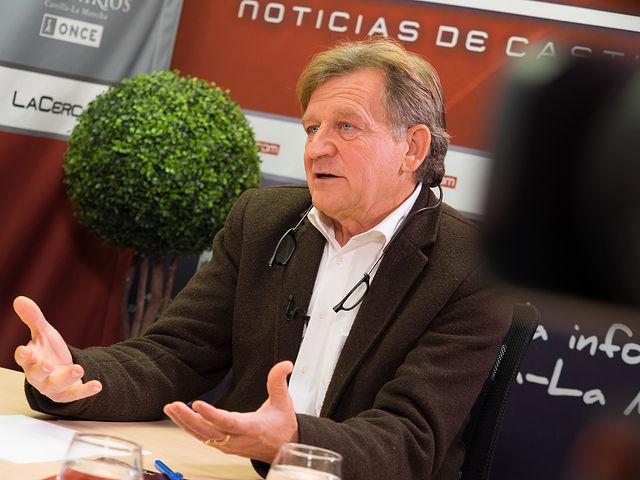 """Paco Hernández \""""Rubio\"""", acuarelista"""
