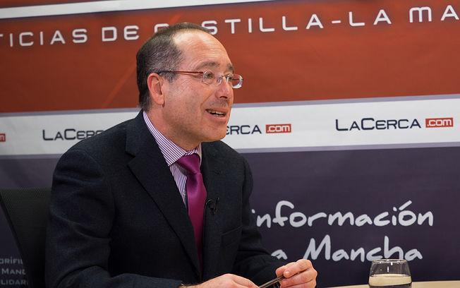 Francisco Javier Carmona, director general de Desarrollo Rural de Castilla-La Mancha.