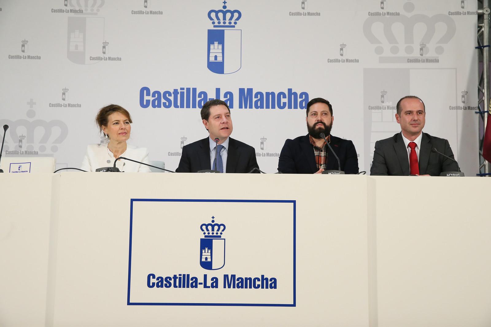 Castilla la mancha a la cabeza en plazas residenciales for Canal castilla la mancha